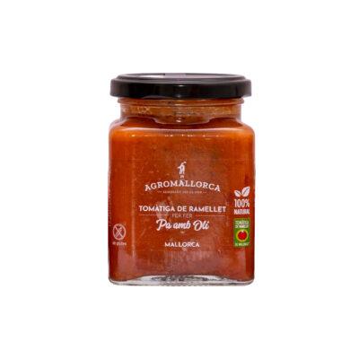 Tomate de Ramillete Pa amb Oli Tarro Cristal 270 gr